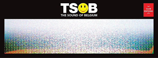 The Sound Of Belgium (flyer)