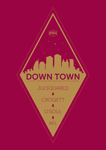 Downtown (flyer)