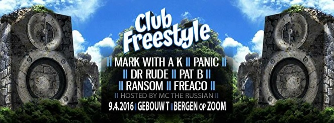 Club Freestyle (flyer)