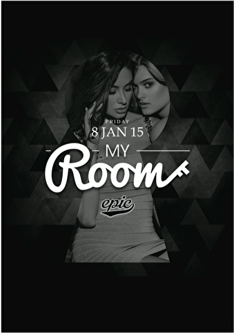 My Room (flyer)