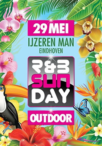 R&B Sunday Outdoor (flyer)