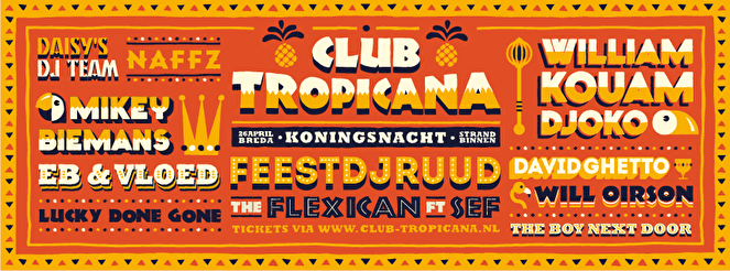 Club Tropicana (flyer)