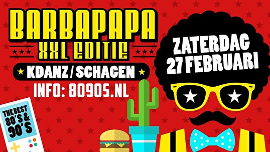 Barbapapa XXL (flyer)