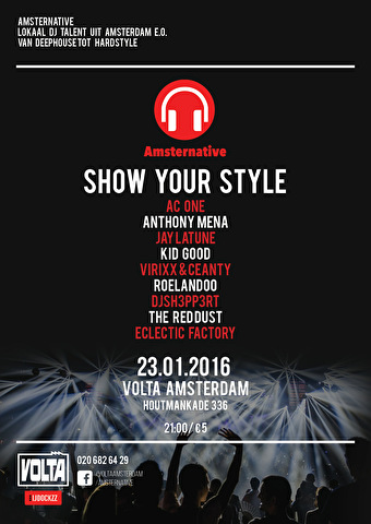 Show Your Style (flyer)