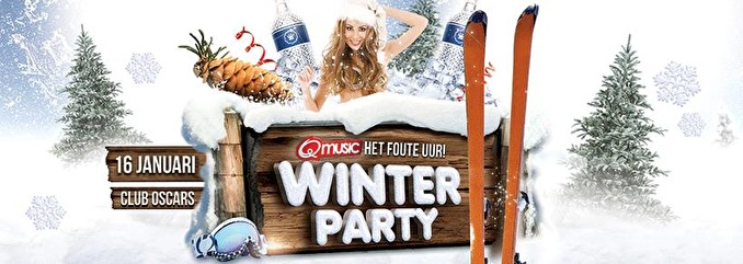 Winter Party (flyer)