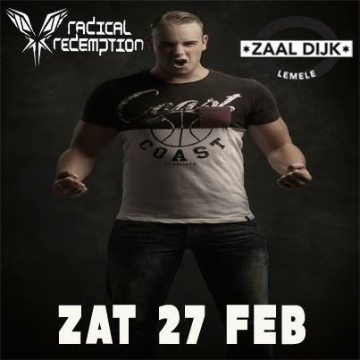 Radical Redemption (flyer)