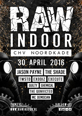 Raw Indoor (flyer)