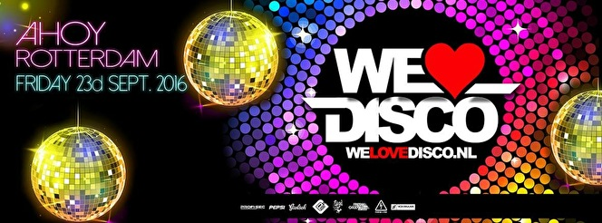 We Love Disco (flyer)