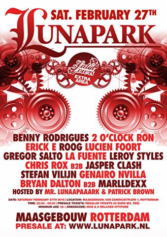 Lunapark (flyer)