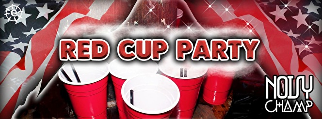Red Cup Party (flyer)