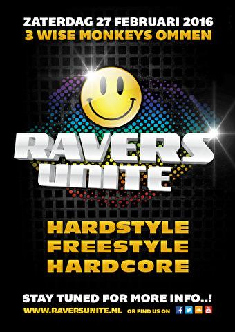 Ravers Unite (flyer)
