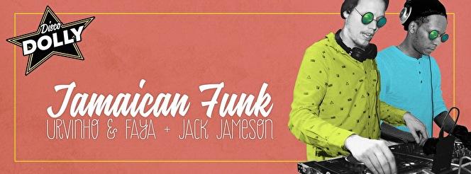 Jamaican Funk (flyer)