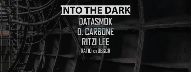Into the Dark (flyer)