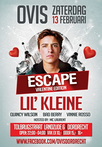 Escape (flyer)
