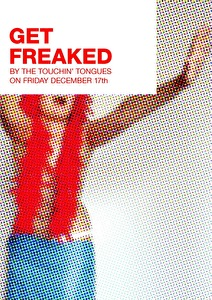 Get Freaked (flyer)