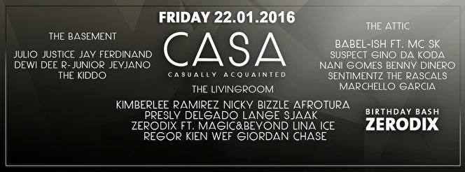 Casa (flyer)