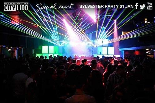 Sylvester party 2017 (flyer)