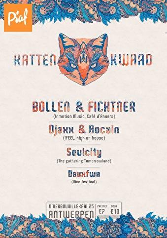 Kattenkwaad (flyer)