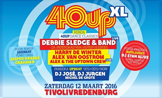 40UP XL (flyer)