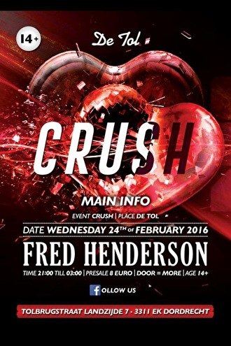 Crush (flyer)