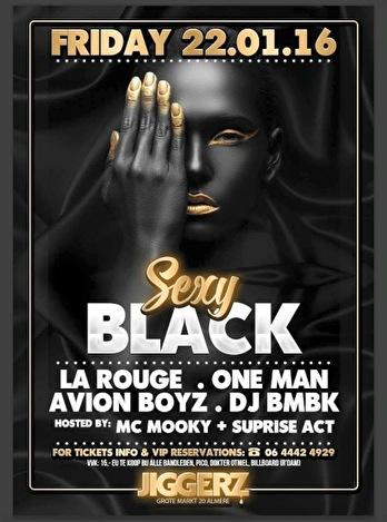 Sexy black (flyer)