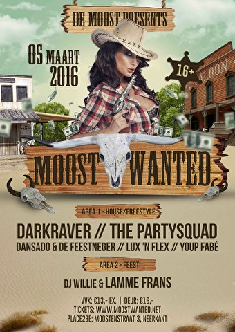 Moost Wanted (flyer)