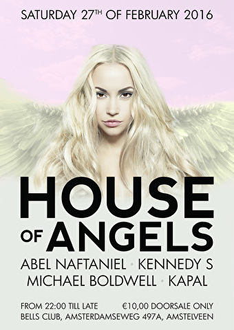 House of Angels (flyer)