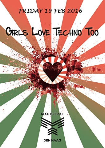 Girls love Techno Too (flyer)