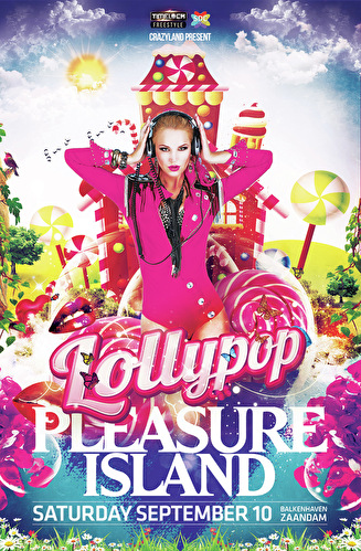 Pleasure Island Festival (flyer)