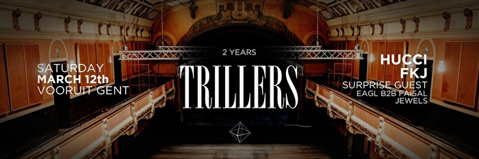 2 years Trillers (flyer)