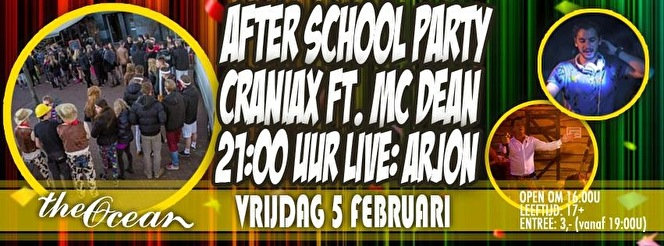 Carnaval After School Party (flyer)