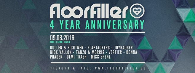 4 Years FloorFiller (flyer)