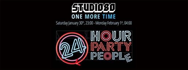Studio 80 (flyer)