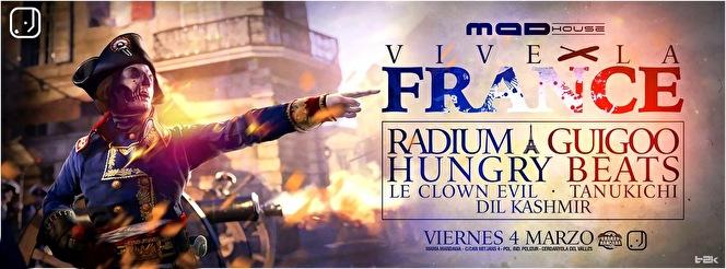 Vive La France (flyer)