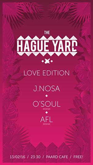 The Hague Yard (flyer)