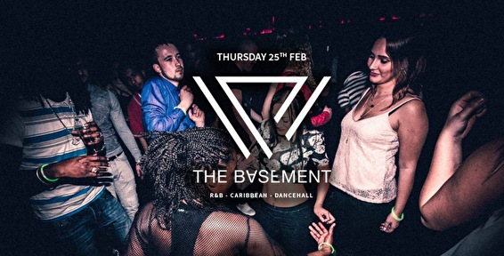 The Basement (flyer)