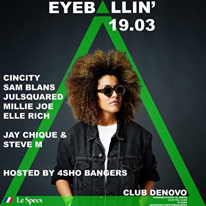 Eyeballin (flyer)