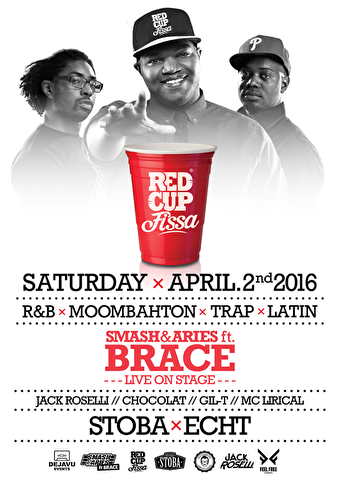 Red Cup Fissa (flyer)