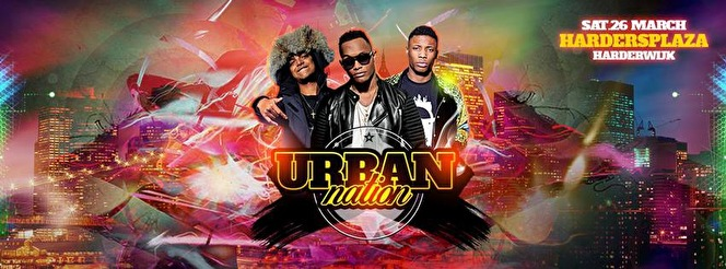 Urban Nation (flyer)