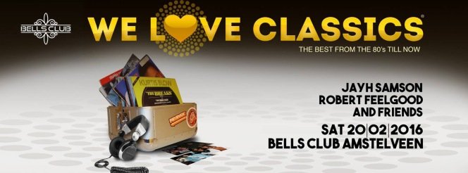 We Love Classics (flyer)