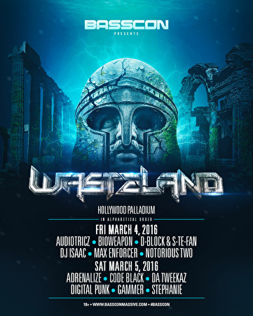 Wasteland (flyer)