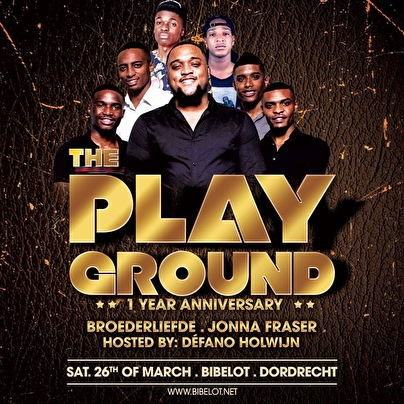 The Playground (flyer)