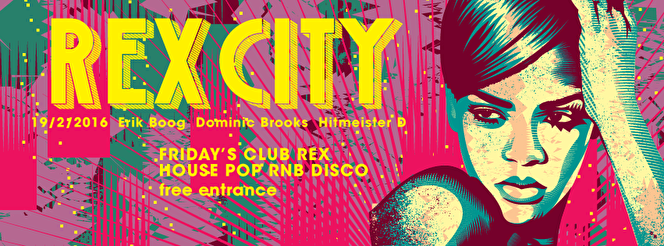 Rex City (flyer)