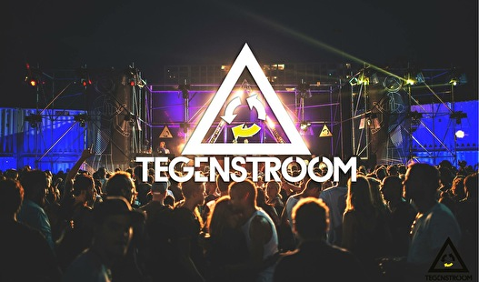 Tegenstroom Festival (flyer)