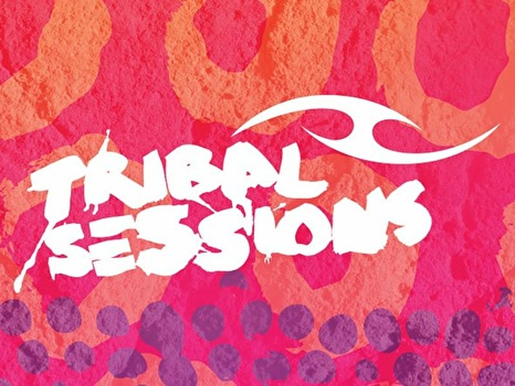 Tribal Sessions (flyer)