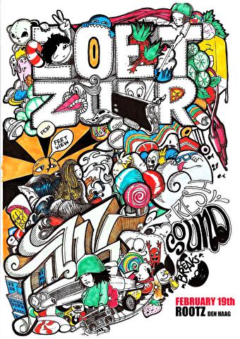 Zoetzuur (flyer)