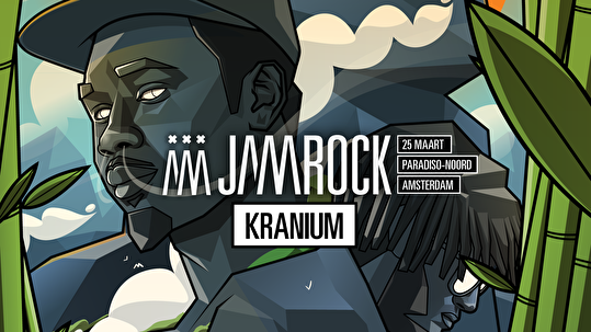 Jamrock XL (flyer)