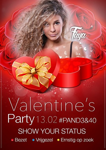 Valentine's Party (flyer)