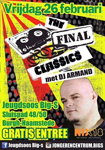 The Final Classics (flyer)