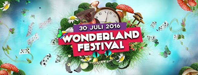 Wonderland Festival Outdoor (flyer)
